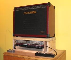 carlsbro glx 80